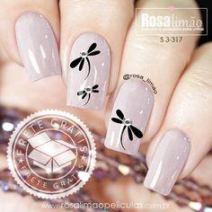 45 types of makeup nails art nailart 58 - nail art Spring Nail Art, Nail Designs Spring, Spring Nails, Nail Art Designs, Pedicure Designs, Cute Nails, Pretty Nails, Diy Nails, Nagellack Design