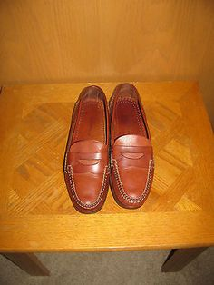 59bdb7fcce1 COLE HANN COUNTRY LEATHER MEN S DRESS LOAFERS