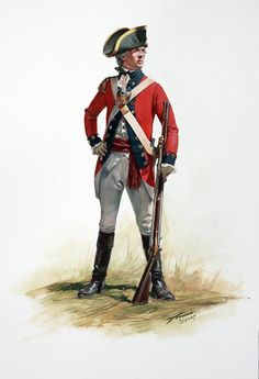American Revolution: Here is an older study of a Loyalist officer of the King's American Regiment (4th American) . In many of the Loyalist units the officers were as well appointed (or better) than their counterparts in the British Army.