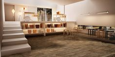 Concept Surfaces series: Kauri  / installed color: Natural
