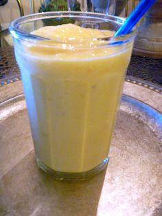 Pineapple Mango Chia Smoothie