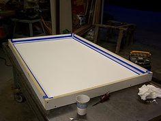concrete counter top tutorial