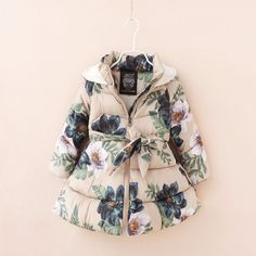 db15e0d6be19 40% СКИДКА Зимнее пальто для девочек детские парки зимние куртки для девочек  одежда для девочек одежда для маленьких девочек одежда для детей от 6 до 9  лет ...