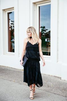 Brooke Testoni shares her go-to places in Mosman (NSW, Australia) wearing CAMILLA AND MARC.