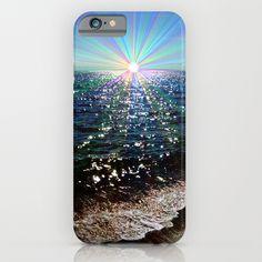Rainbow Reflections iPhone & iPod Case
