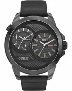 Montre homme Guess Trend Thunder #montre #guess