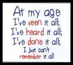 On age