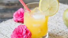 Lemon, orange, pineapple and mango are all fresh ingredients in this delicious spring cocktail! Add in your favorite flavored vodka to give it an extra fruity kick.