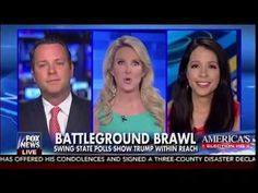 Battle Ground Brawl - Swing State Polls Show Trump Within Reach - Fox & Friends | CNN Times