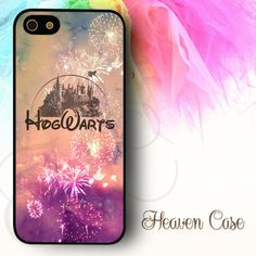 Disney Hogwarts Castle in Watercolor available For Iphone 4/4s/5/5s/5c case , Samsung Galaxy S3/S4/S5/S3 mini/S4 Mini/Note 2/Note 3 case , HTC One X and HTC One M7 case