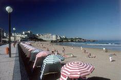 Slim Aarons beach umbrella shot (#Spring2013 Inspiration)