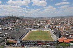 Estádio José Luíz de Lacerda (Lacerdão) - Caruaru (PE) - Capacidade: 19,6 mil - Clubes: Central e Porto