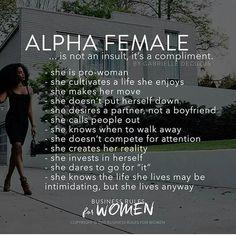 Alpha Womyn
