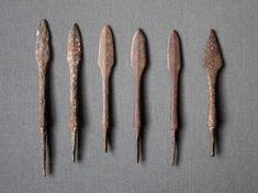Military arrowheads