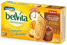Belvita Desayuno Chocolate y avellanas (Carrefour) - 1 unidad 2,5 puntos