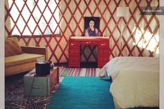 Glamp it up in our backyard Yurt! in Portland, $50/nigth