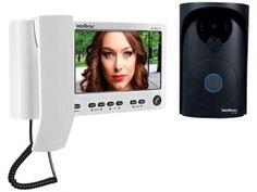 """Vídeo Porteiro Intelbras IV 7000 HS - LCD de 7"""" com as melhores condições você encontra no Magazine Siarra. Confira!"""