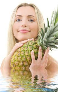 ¿Para que sirve la piña?  No creeras para todo lo que sirve esta increible y sobretodo rica fruta  #fruta #piña #pina #salud #natural