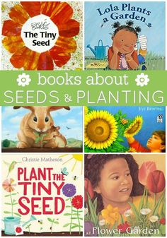 Books About Seeds an
