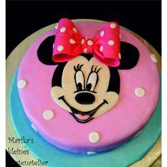 Minnie Mouse Torte /Cake