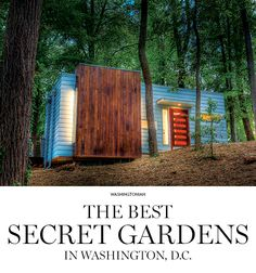 The Best Hidden Gardens You Never Even Knew Existed | Washingtonian