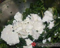 Γρήγορο σουφλέ σπανάκι συνταγή από Φιλιω - Cookpad Feta, Dairy, Cheese