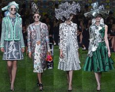 Thom Browne Spring 2015 RTW Collection #NYFW