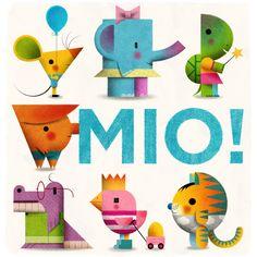 MIO! on Behance