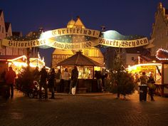 Weiden, Germany  ~Christmas Market