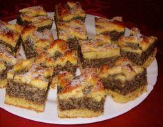 Almás-mákos rácsos sütemény – Húsvétra vagy csak úgy!