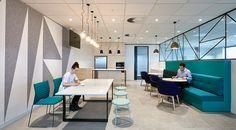 Die schönste Form, die passendste Funktion: Büromöbel und Objekteinrichtung mit… #modernofficedesigns