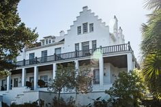 Cellars-Hohenhort hotel in Cape Town's Constantia, South Africa