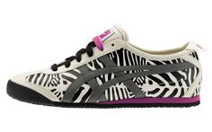 668c4c49a00 Onitsuka tiger animalier pack AW LAB exclusive edition   mexico 66 Zebra