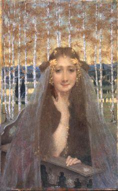 The Autumn Bride (France) Lucien Levi Dhurma
