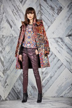 Just Cavalli | Pre-Fall 2014 Collection | Style.com