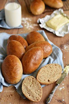 Graham, Hamburger, Bread, Baking, Food, Brot, Bakken, Essen, Burgers