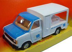 Ford Transit, Childhood Memories, Diecast, Corgi, Lego, Milk, Toys, Activity Toys, Corgis