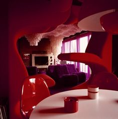 1000 images about verner panton on pinterest panton. Black Bedroom Furniture Sets. Home Design Ideas