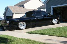Dodge : Ram 3500 custom leather