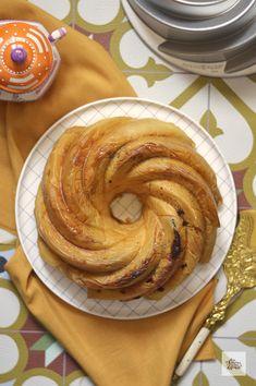 Baklava Bundt Cake | CON HARINA EN MIS ZAPATOS