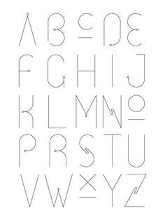 Alphabet. Where's the Q ?