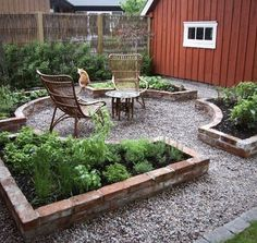 34 Creative DIY for Garden Projects You'll Want to Save Garden layout, Herb garden, Backyard garden,