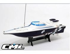 The Hobby Engine Sport Club Speed Boat is a radio control boat in the Hobby Engine RC Boats range.  Take the boat out for a spin with the Sport Club fast electric. The Sport Club captures the classic powerboat runabout that is so often the play toy of fun loving boat fans worldwide.