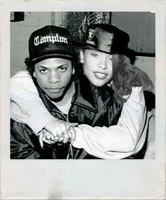 Eazy E & Aaliyah