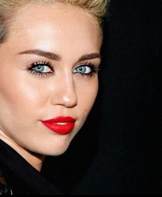 Miley Cyrus I think she is still beautiful.