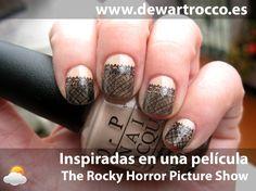 Dew Art Rocco: Día 23... Inspirada en una película: The Rocky Horror Picture Show