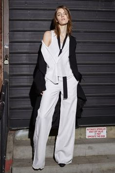 Nili Lotan Pre-Fall 2016 Collection Photos - Vogue