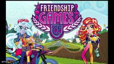 My Little Pony FiM: Equestria Girls iOS Android gameplay for kids #1. ML...