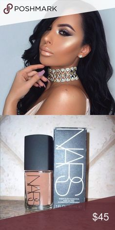 NARS ✨ NARS dark 3 foundation NARS Makeup Foundation