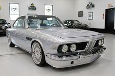 Fotogalerie: Ist dieser Restomod BMW 2800 CS US-Dollar wert? - My old classic car collection Bmw E9, Audi, Porsche, Bmw Cars, Triumph Auto, True Car, Benz, Bmw Autos, Cars Motorcycles